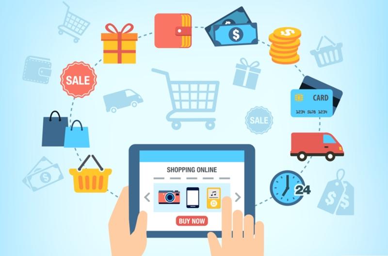 Cách bán hàng online hiệu quả qua website bán hàng