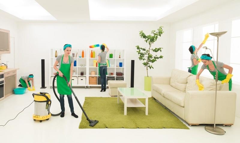 Kinh doanh gì dịp Tết 2018 dịch vụ dọn nhà