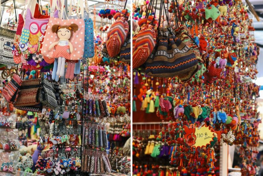 Khám phá 5 khu chợ chuyên bán nguyên liệu handmade nổi tiếng