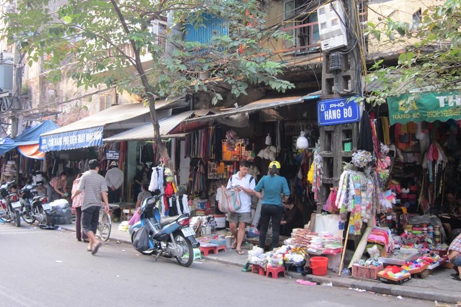 Chợ nguyên liệu handmade tại Hà Nội