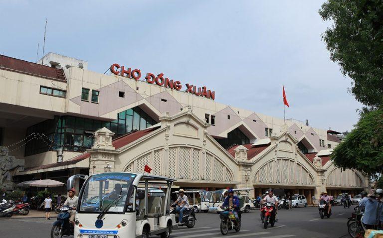 Kinh nghiệm lấy hàng chợ Đồng Xuân để kinh doanh hiệu quả