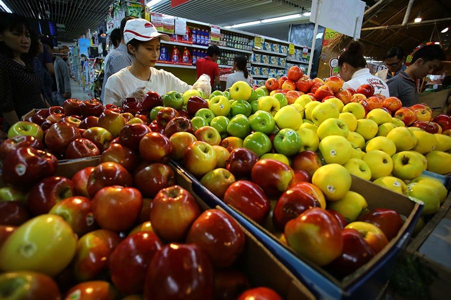 Nguồn hàng trái cây giá sỉ