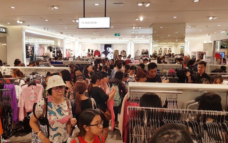 Mở cửa hàng quần áo cần bao nhiêu vốn để bắt đầu kinh doanh ?