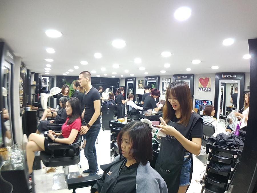 Lập kế hoạch kinh doanh spa hay dịch vụ salon tóc