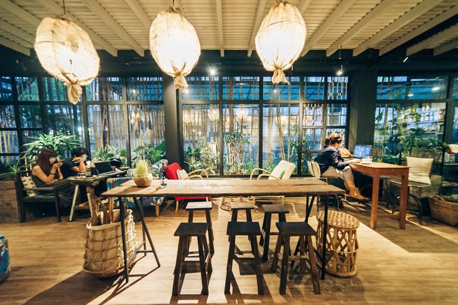 Kế hoạch kinh doanh trang trí quán cafe