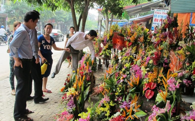 Lập kế hoạch kinh doanh hoa tươi cơ bản cho người mới bắt đầu