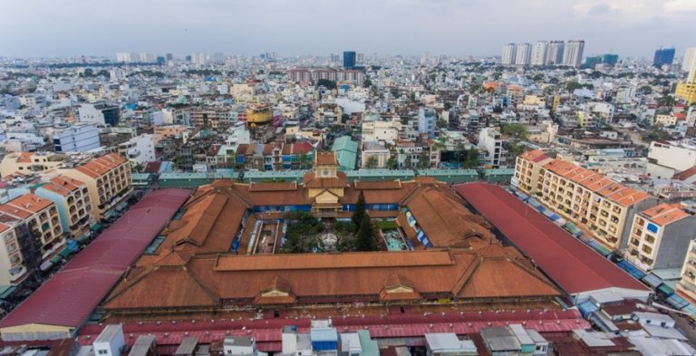 Tổng hợp 10 chợ đầu mối tại Thành phố Hồ Chí Minh nổi tiếng nhất