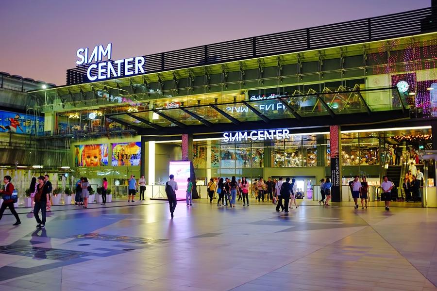 Các chợ và trung tâm mua sắm lớn khi đi đánh hàng Thái Lan