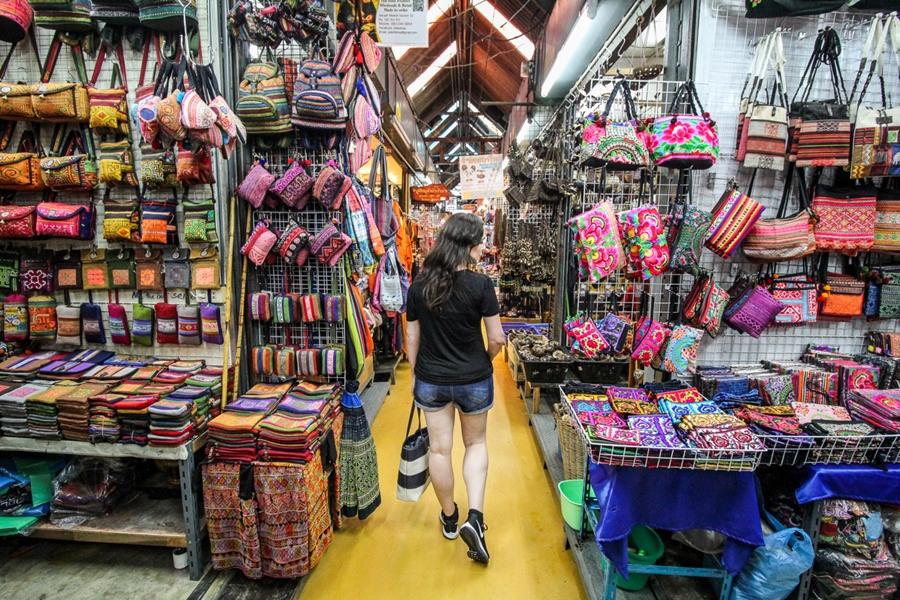 Cách đi đánh hàng ở Thái Lan