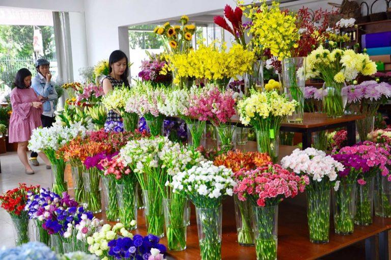 Kế hoạch kinh doanh hoa tươi từ A đến Z cho người mới bắt đầu (P2)