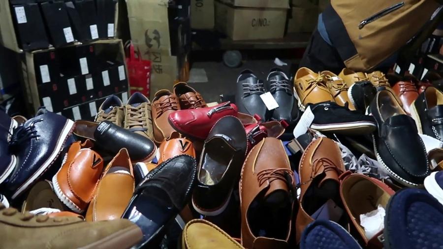 Kinh nghiệm lấy nguồn hàng giày dép Quảng Châu Trung Quốc
