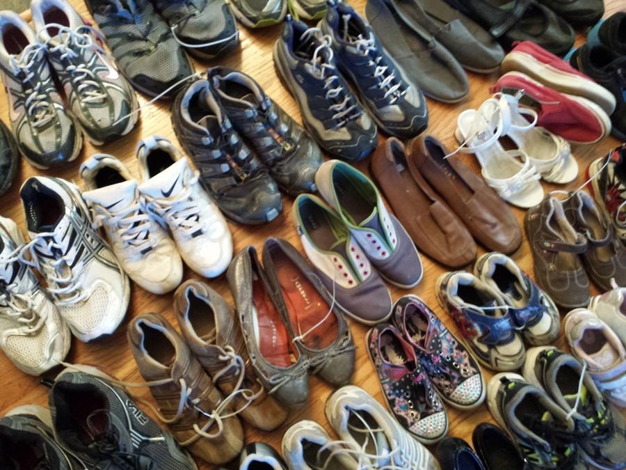 Kinh nghiệm lấy hàng giày dép Trung Quốc