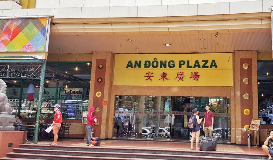 Nguồn hàng giày dép giá rẻ từ chợ An Đông