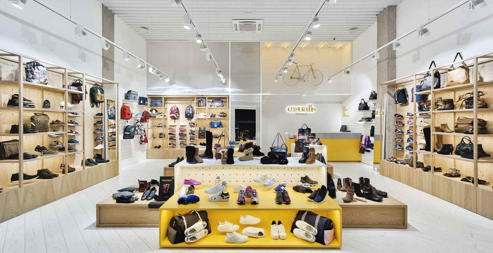 Bí quyết kinh doanh giày dép hiệu qủa