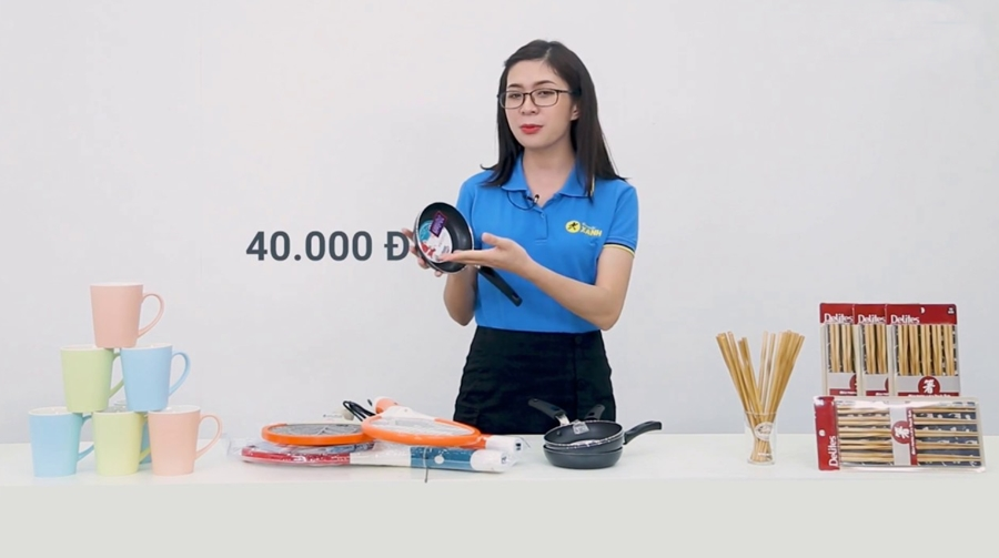 Các cách livestream bán hàng cho người mới