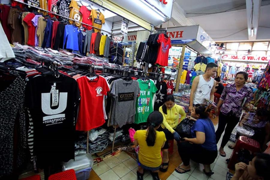 Kinh nghiệm đi chợ An Đông lấy hàng kinh doanh quần áo