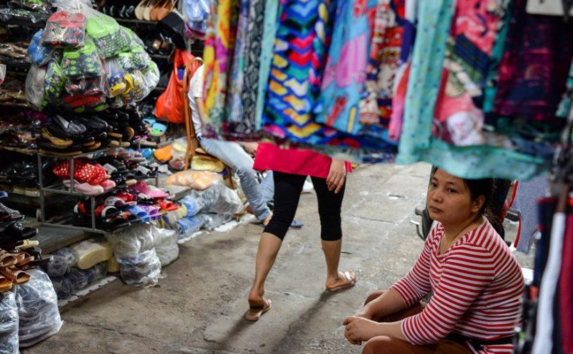 Kinh nghiệm đi chợ An Đông lấy sỉ quần áo giá tốt để kinh doanh