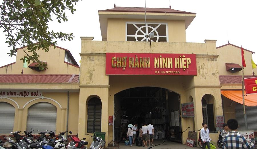 Kinh nghiệm đi lấy hàng ở chợ Ninh Hiệp mới nhất