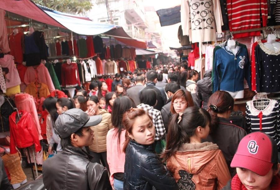 Kinh nghiệm đi lấy hàng ở chợ Ninh Hiệp