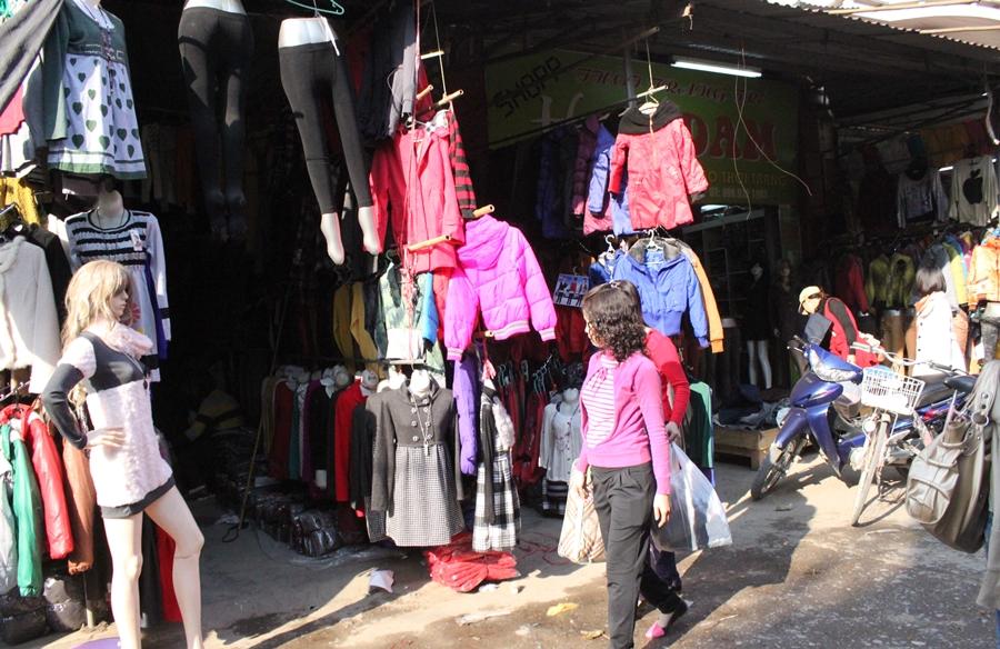 Kinh nghiệm đi lấy hàng ở chợ Ninh Hiệp hiệu quả