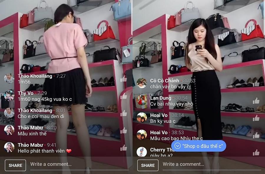Kinh nghiệm Livestream bán hàng quần áo thành công