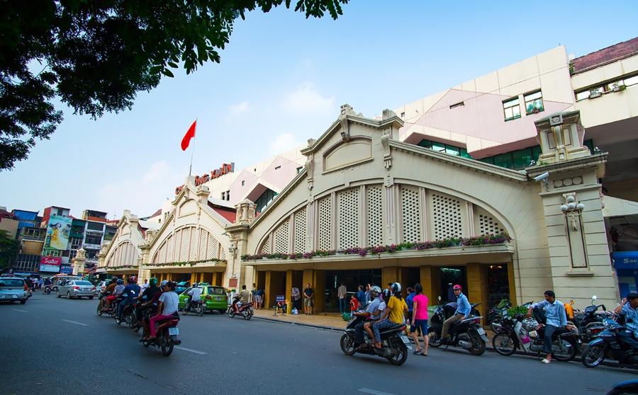 Kinh nghiệm lấy hàng quần áo tại Hà Nội ở các chợ đầu mối