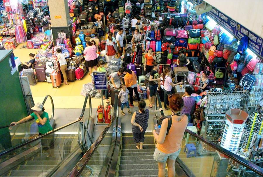 Đánh giá nguồn hàng quần áo khi lấy hàng quần áo ở Hà Nội