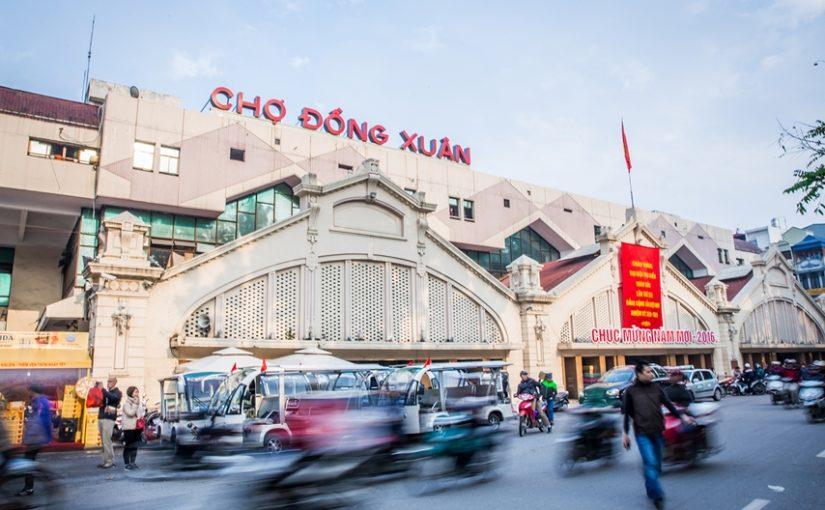 Đánh giá một số chợ đầu mối lấy hàng quần áo ở Hà Nội hiện nay