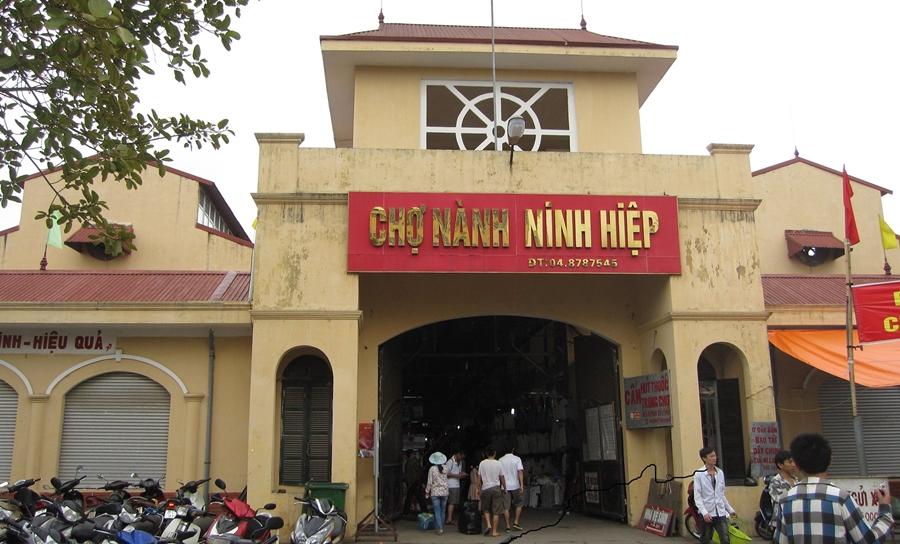 Đánh giá chợ Ninh Hiệp lấy hàng quần áo tại Hà Nội