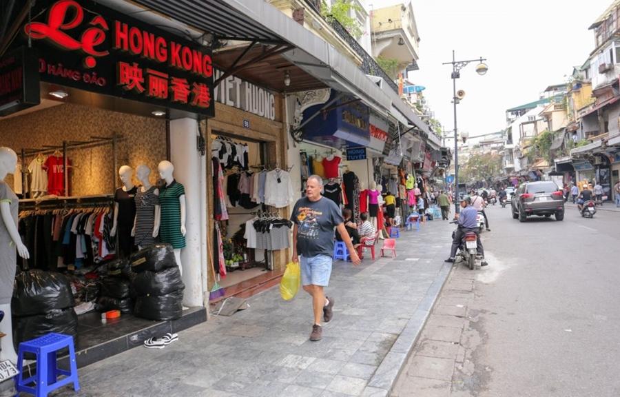 Kinh nghiệm lấy hàng quần áo ở Hà Nội tại Hàng Ngang Hàng Đào