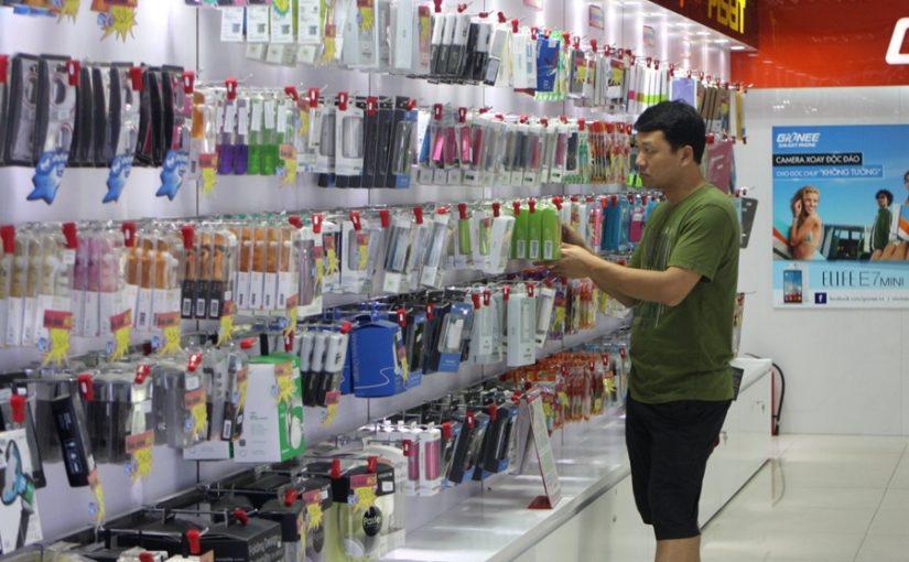 Các nguồn hàng phụ kiện điện thoại giá sỉ cho dân kinh doanh
