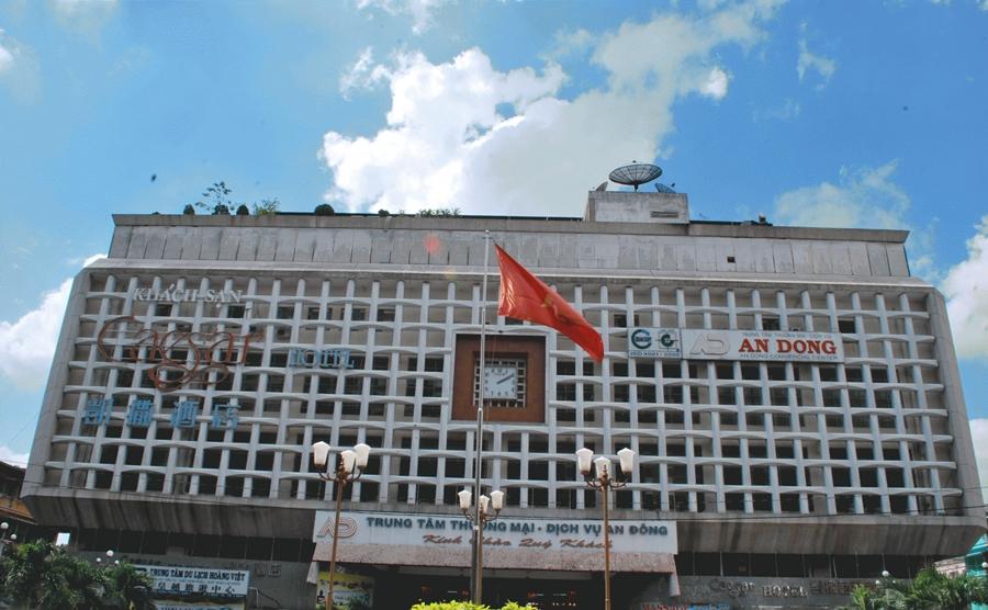 Nguồn hàng quần áo Quảng Châu tại TPHCM chợ An Đông