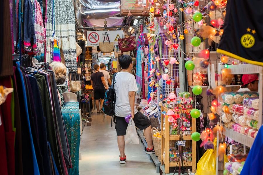 Kinh nghiệm đi chợ Chatuchak lấy hàng tại Thái Lan