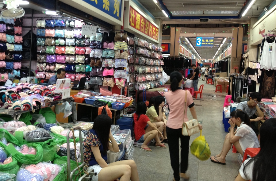 Tổng hợp các chợ bán buôn ở Quảng Châu