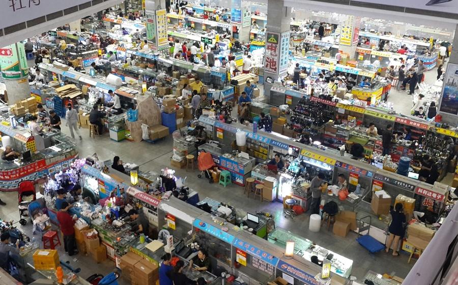 Điểm danh các chợ bán buôn ở Quảng Châu nổi tiếng khi đi đánh hàng
