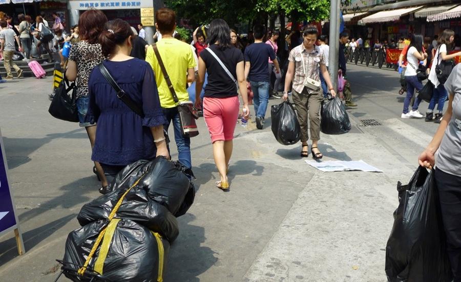 Kinh nghiệm đi chợ 13 Quảng Châu