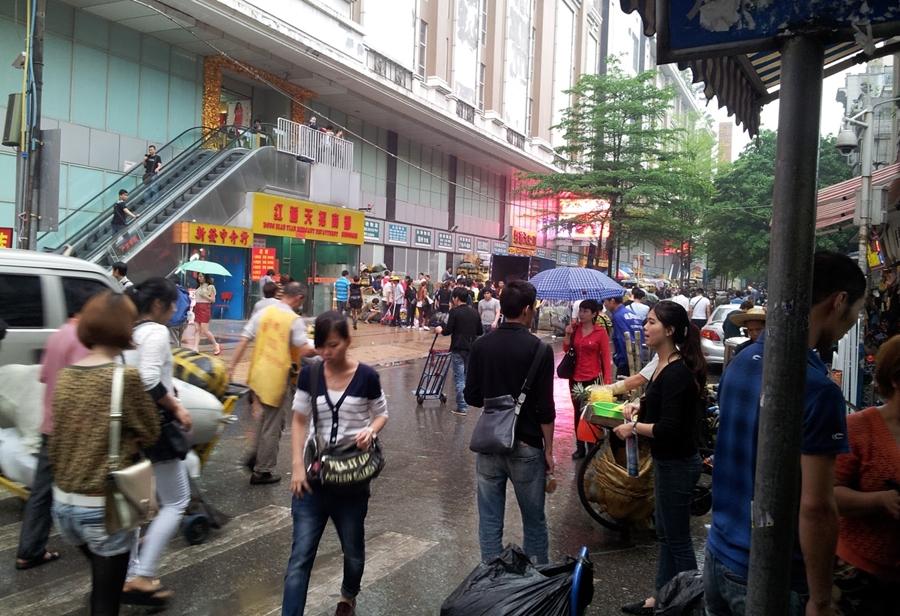 Kinh nghiệm đi chợ 13 Trung Quốc lấy hàng