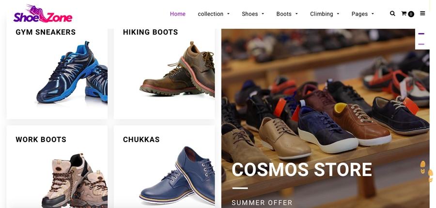 Các điều cần biết khi mở cửa hàng giày dép online