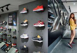 Cách trang trí cửa hàng giày dép giúp thu hút khách hàng hiệu quả