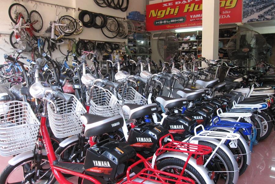 Có nên kinh doanh mở cửa hàng xe đạp điện không