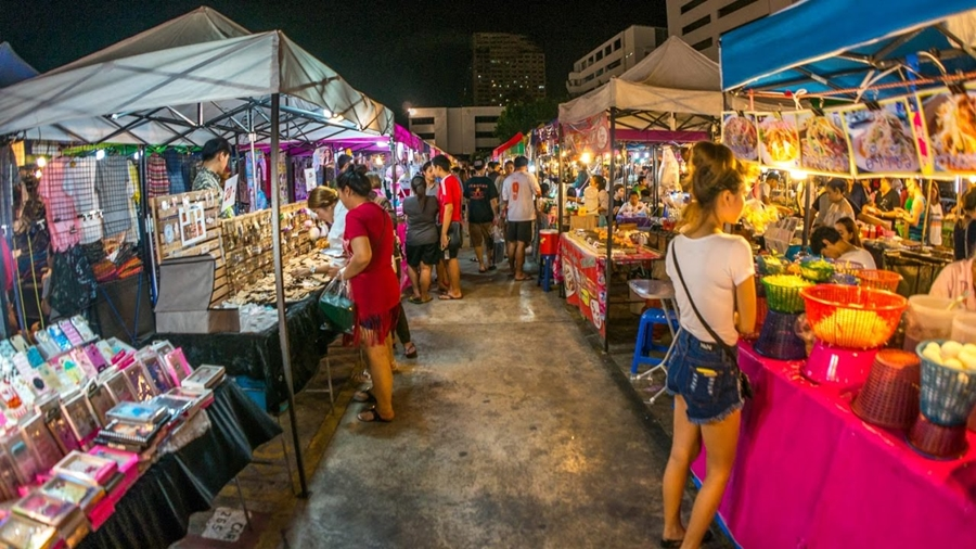 Đánh hàng Thái Lan cần bao nhiêu tiền
