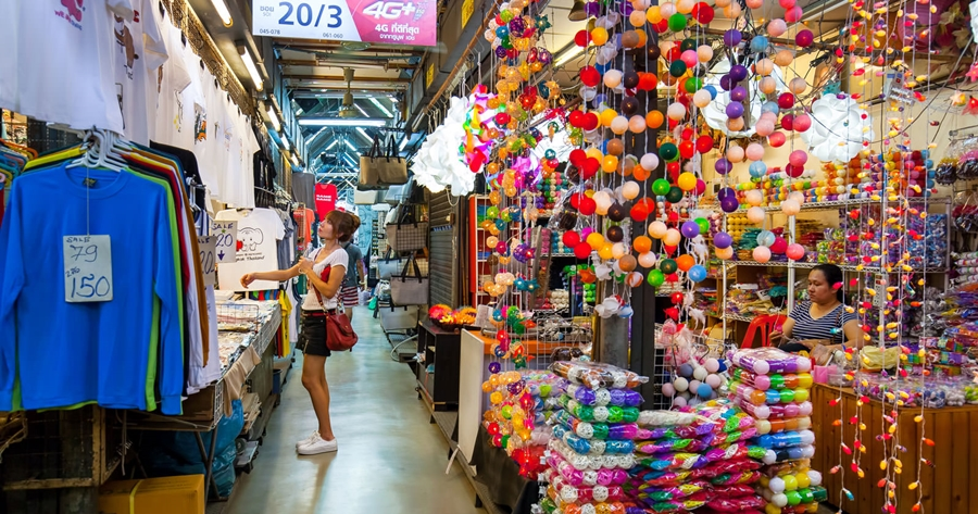 Đánh hàng Thái Lan cần bao nhiêu vốn
