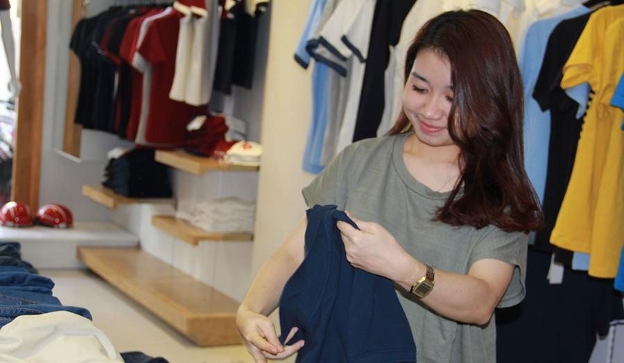 Dự toán chi phí mở shop quần áo mới nhất