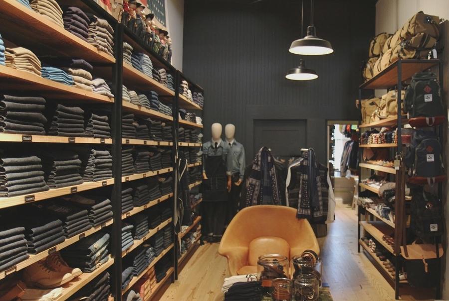 Dự toán chi phí mở shop quần áo kinh doanh