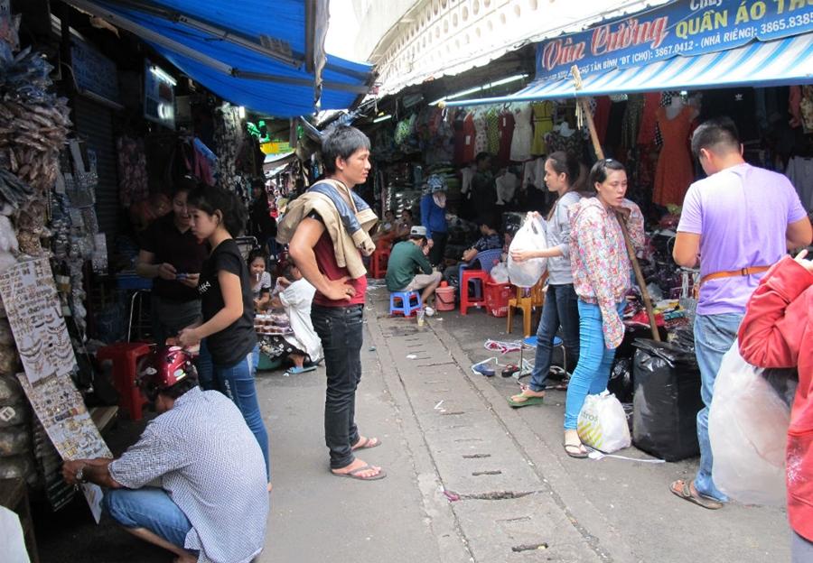 Kinh nghiệm đi chợ Tân Bình hiệu quả