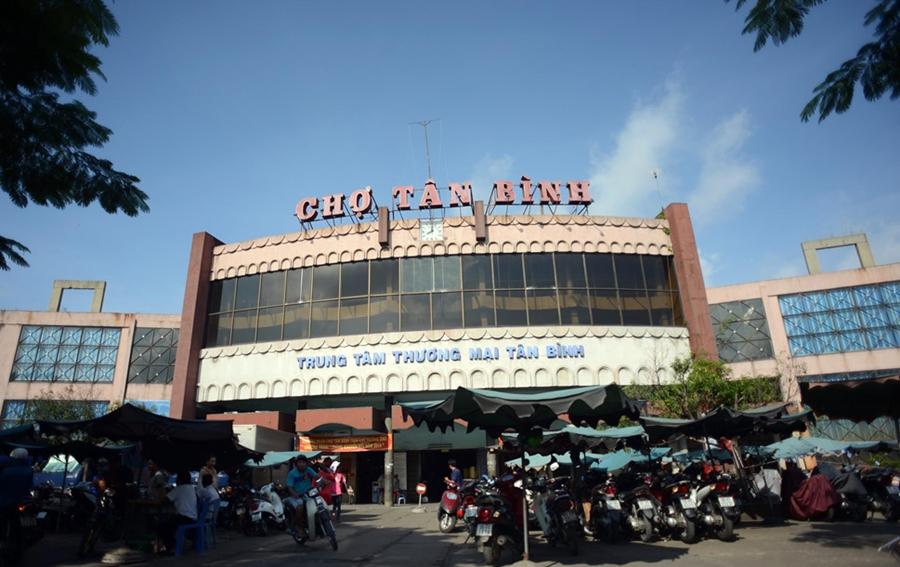 Kinh nghiệm đi chợ Tân Bình lấy hàng quần áo