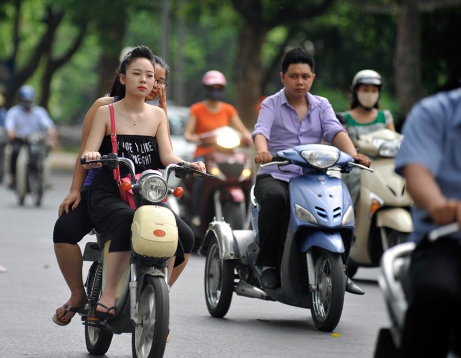 Kinh nghiệm kinh doanh xe đạp điện hiệu quả