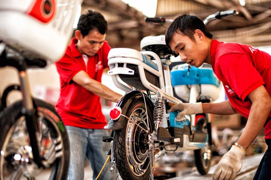Kinh nghiệm kinh doanh xe đạp điện cho người mới bắt đầu