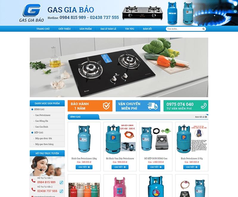 Kinh nghiệm mở đại lý gas kinh doanh online