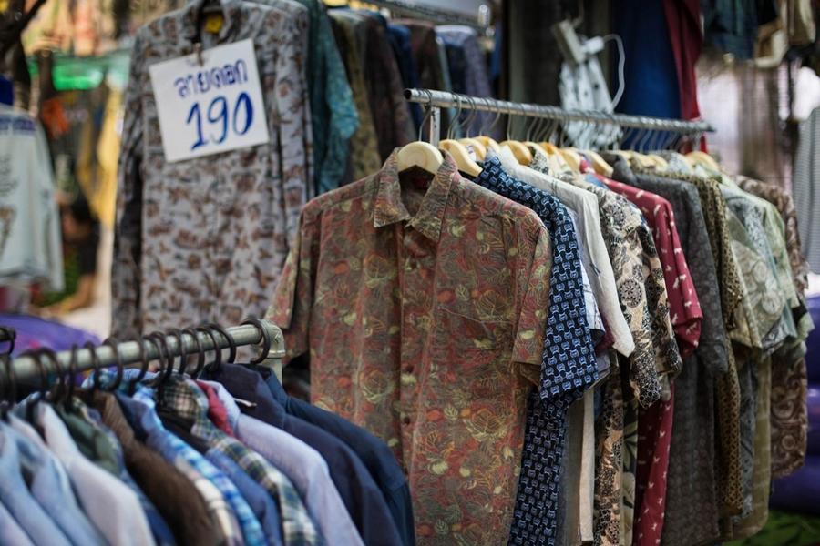 Kinh nghiệm sang Thái Lan lấy hàng quần áo